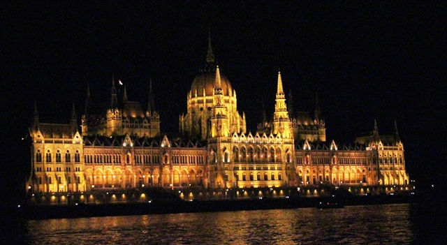 Hungarian Parliment Building