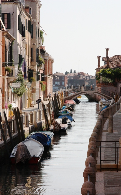 Venice Canal at Rest